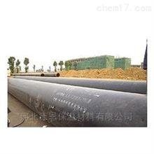 DN800热力管道直埋供热管网的布局及现状