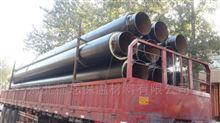 型号齐全聚氨酯保温管施工案例