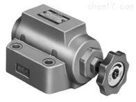油研YUKEN叠加式单向阀SRG-10-10授权代理商