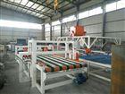120岩棉保温板 匀质板切割锯 岩棉复合板设备