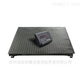 1T/2T/3T小型地磅秤0.8mx1m优质供应