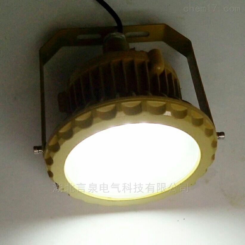 TCD510高硼硅钢化玻璃灯罩圆形防爆吊杆灯