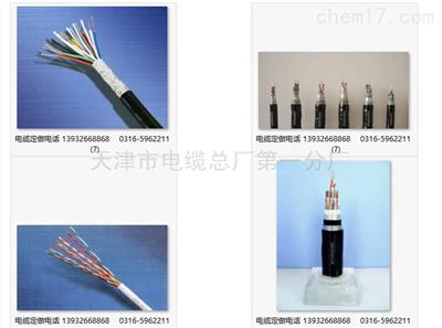 ptya23 61芯铁路信号电缆 61电缆
