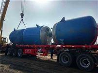 二手5吨高压反应釜全国回收