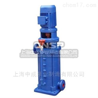 40DL(DLS)6-12DL型立式多级泵