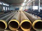 钢套钢高温蒸汽复合热力管道施工