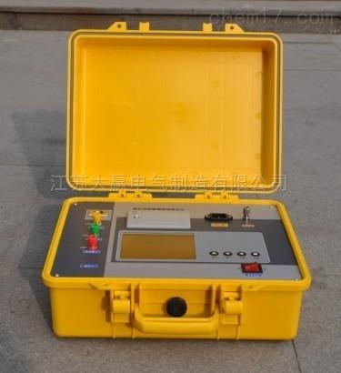 氧化锌避雷器阻性电流测试生产厂家