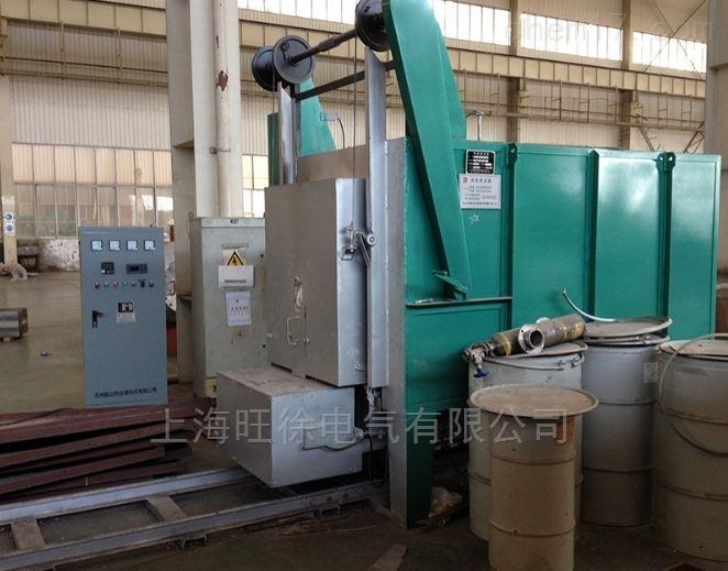 RT-80台车式高温淬火炉 大型工业台车电炉