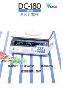寺岡DC-180計數桌秤 上海電子秤稱總代理