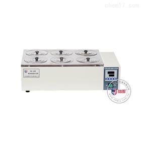 TWS-26双列六孔电热恒温水浴锅