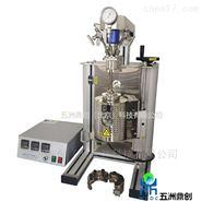 小型反应釜 高温高压快开式反应器