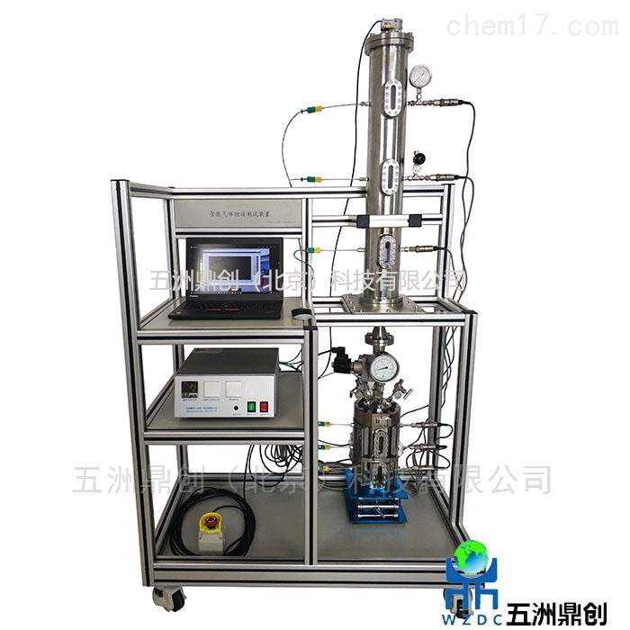 WZZ含能气体泄放测试装置 快速泄放仪器