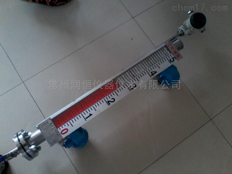 磁翻板液位計
