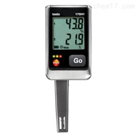 testo 176-H1温湿度记录仪