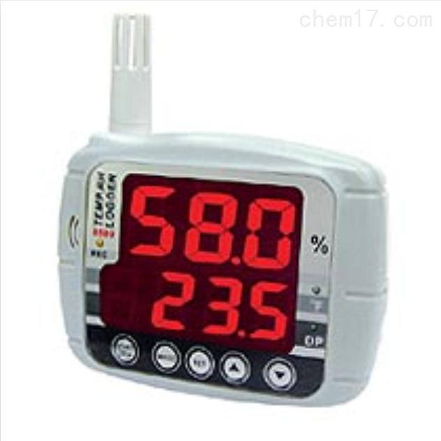 台湾衡欣AZ8809记忆式大屏幕温湿度计