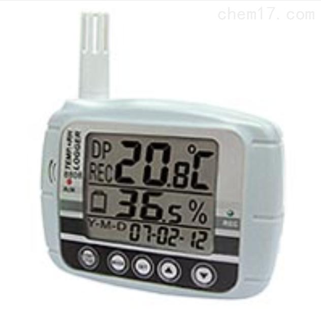 台湾衡欣AZ8808记忆式大屏幕温湿度计