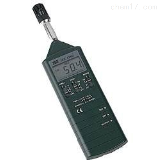 TES-1361C记忆式温湿度表
