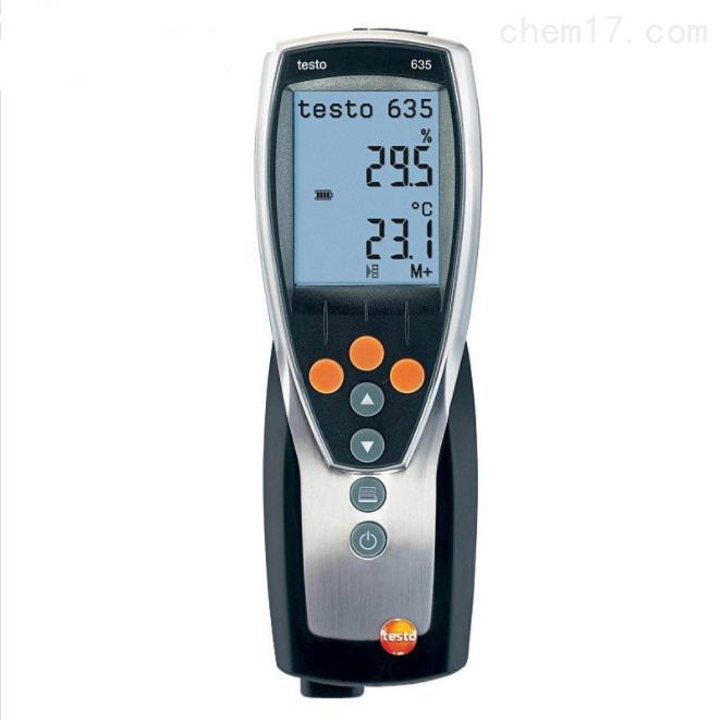 德国德图testo 635-1高精度温湿度计