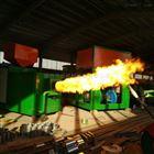 120贯穿型 浇铸型生物质颗粒锅炉燃烧机厂家