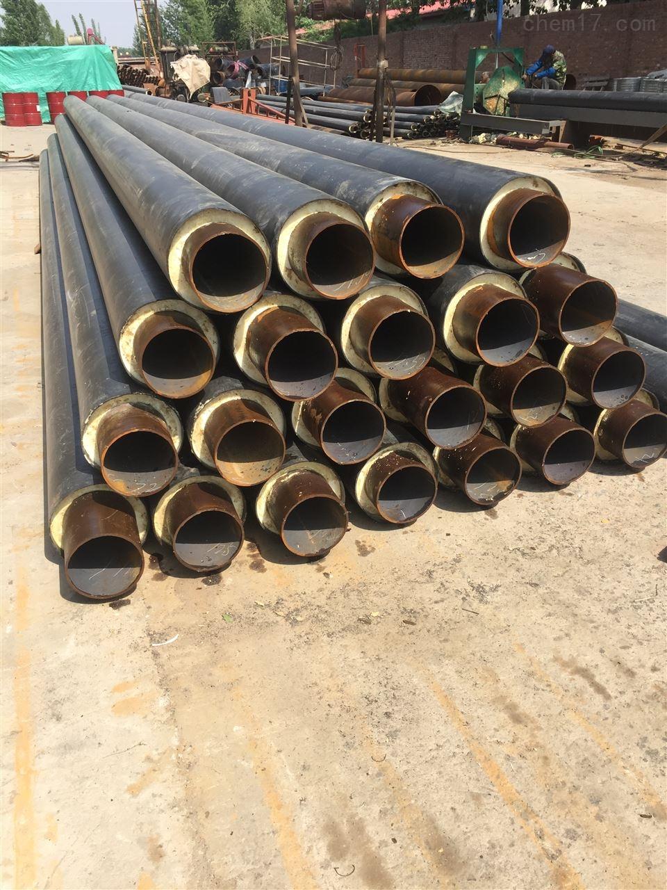 dn150聚氨酯直埋保温管供暖管道
