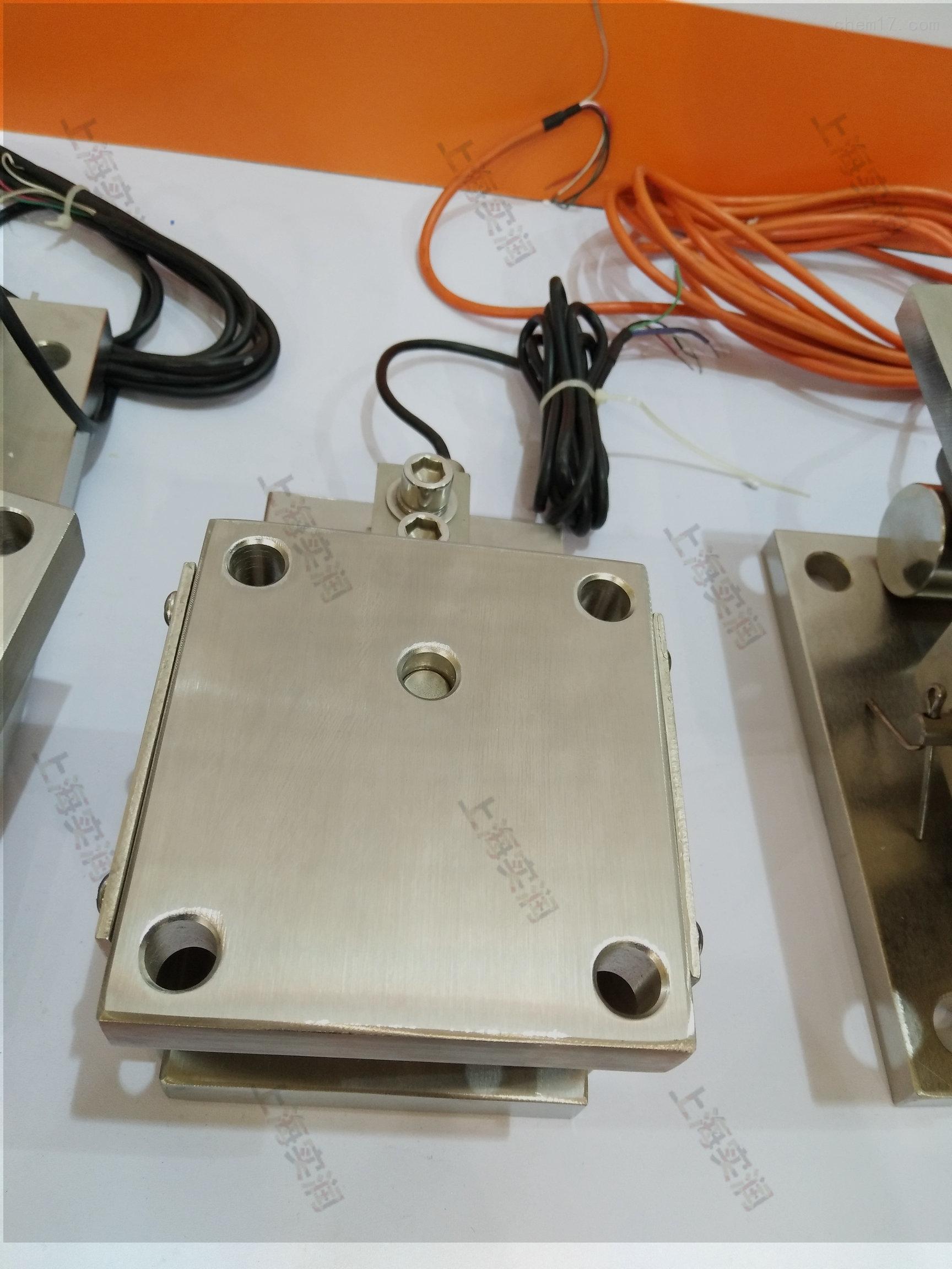 5吨防爆计量模块,化工厂料斗电子秤安装调试