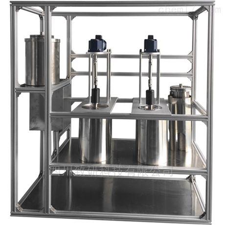 串联反应装置 釜式装置 实验反应釜定制