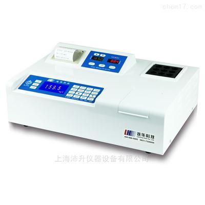 5B-6C连华COD氨氮总磷三参数水质测定仪