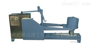 乳化沥青稀浆封层负荷轮碾压试验仪