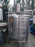 二手10吨304不锈钢搅拌罐