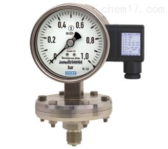 WIKA威卡压力表PGT43HP