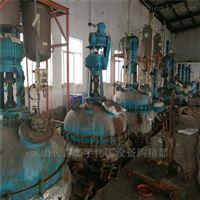 大量出售多台二手2吨搪瓷反应釜价格