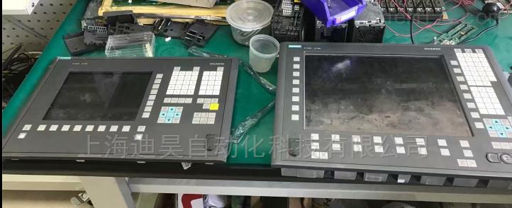 西门子840D系统XP主机坏黑屏维修中心