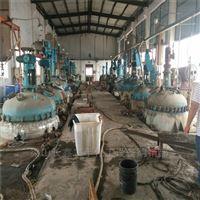 出售二手2吨电加热搪瓷反应釜价格
