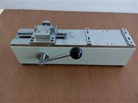 HM-1K凯特HM-1K手动卧式测试台拉压负荷仪器