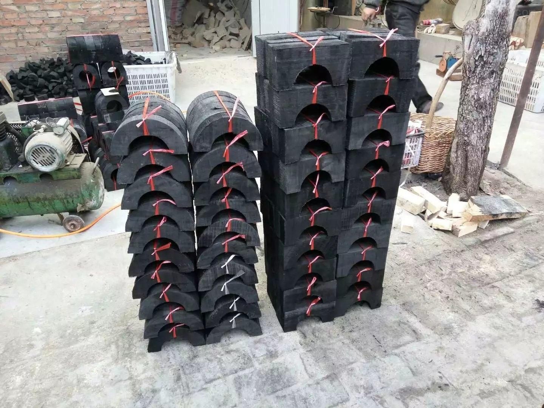 厂家批发  保冷管道木支架 橡塑管道托马