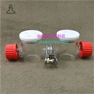 2H型可换模(双通道)光电化学池