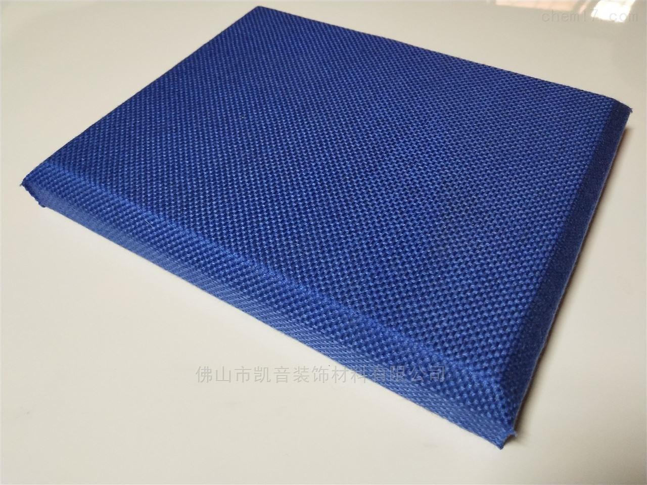 蓝颜色防撞软包厂家直销