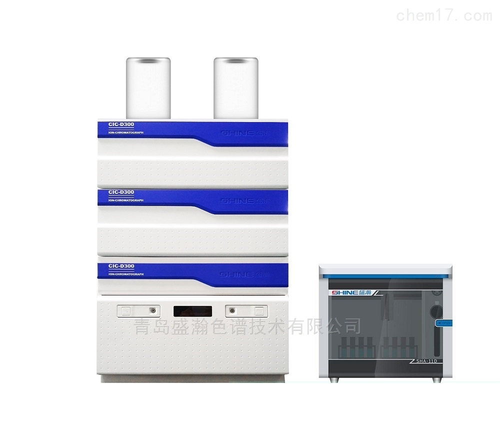 CIC-D300型青岛盛瀚离子色谱仪