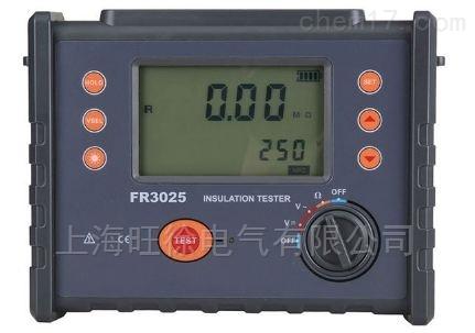 VO3625數字絕緣電阻表