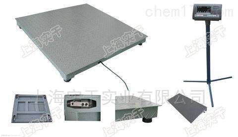 3T标准电子地磅 3吨地磅秤价格