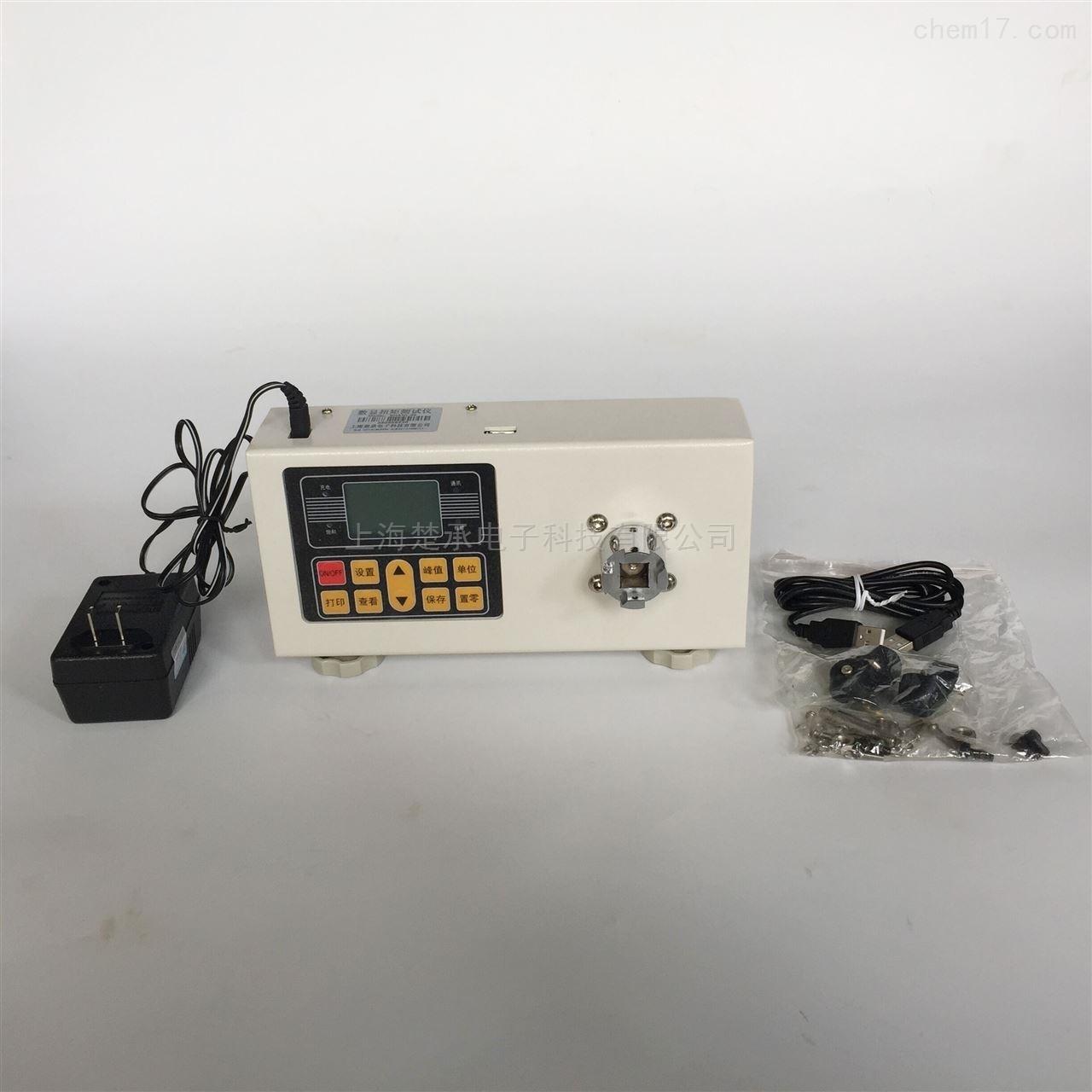 數顯扭矩測試儀帶打印扭力測量儀