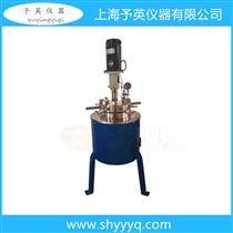 CJF上海台式高压反应釜