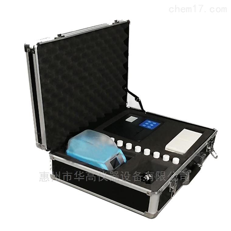 HG-SZ-408B 多参数分析仪氨氮总磷总氮测定