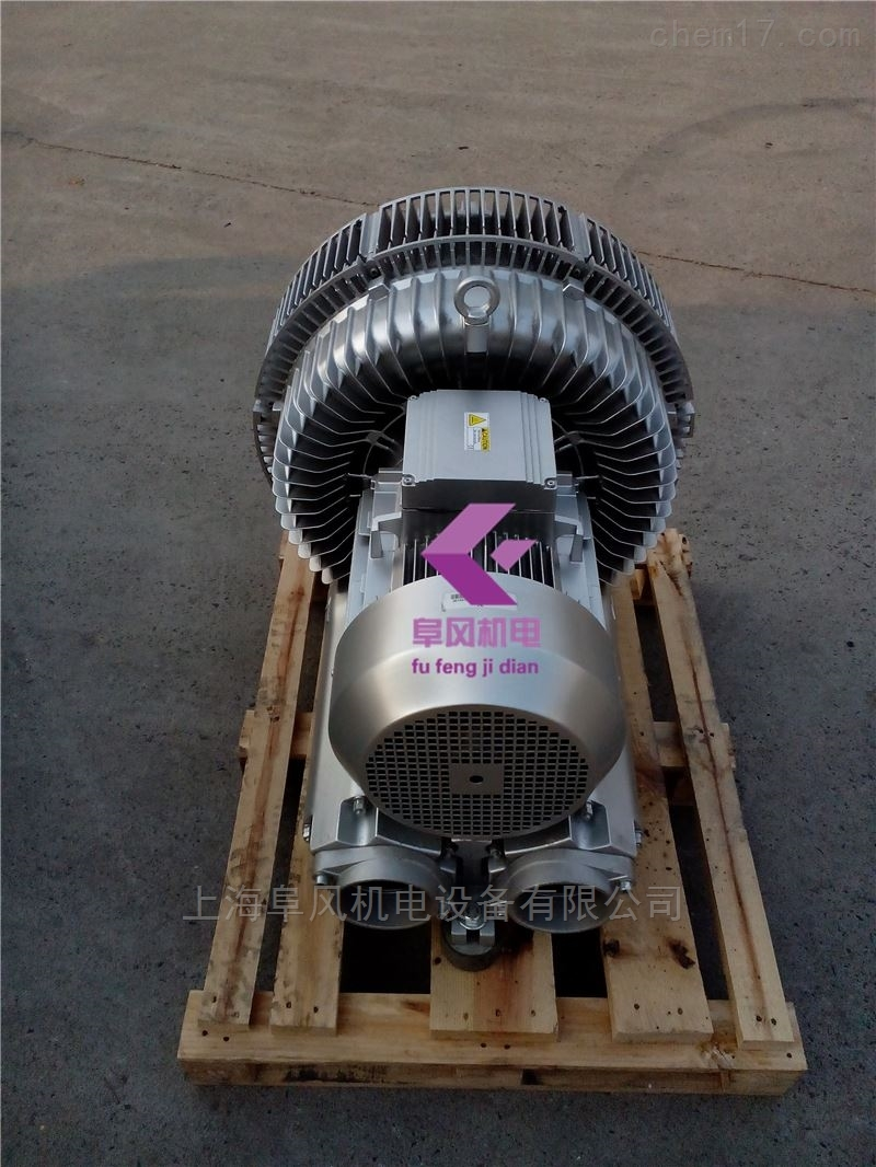 25KW双段旋涡气泵