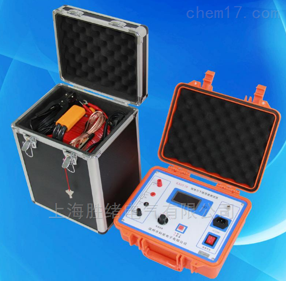 ET2678型接地导通电阻测量仪
