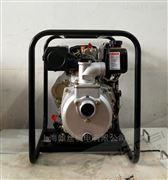柴油泵2寸口径小型排水机