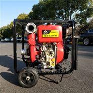 防汛工程2.5寸小型柴油泵