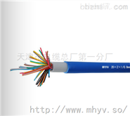 矿用信号电缆MHYVRP 1X4X0.75 电缆