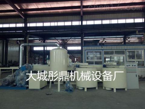 AEPS聚合聚苯板设备生产板材可达A级