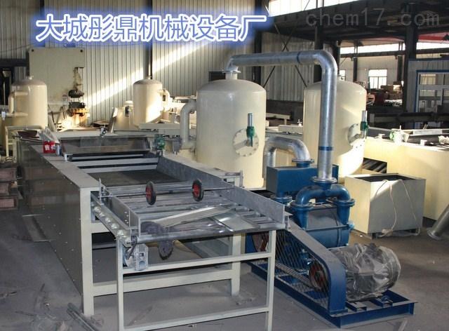 渗透板设备生产线生产效果如何